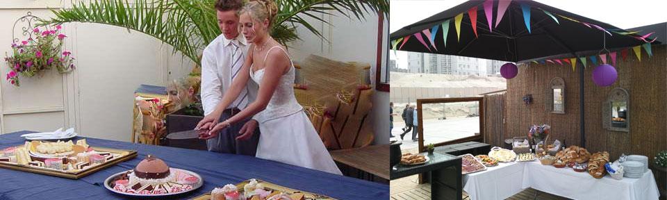 bruiloft strand scheveningen