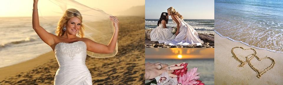 strand trouwen